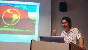 Une conférence de Geneviève Dorais, professeure en histoire de l'Amérique latine
