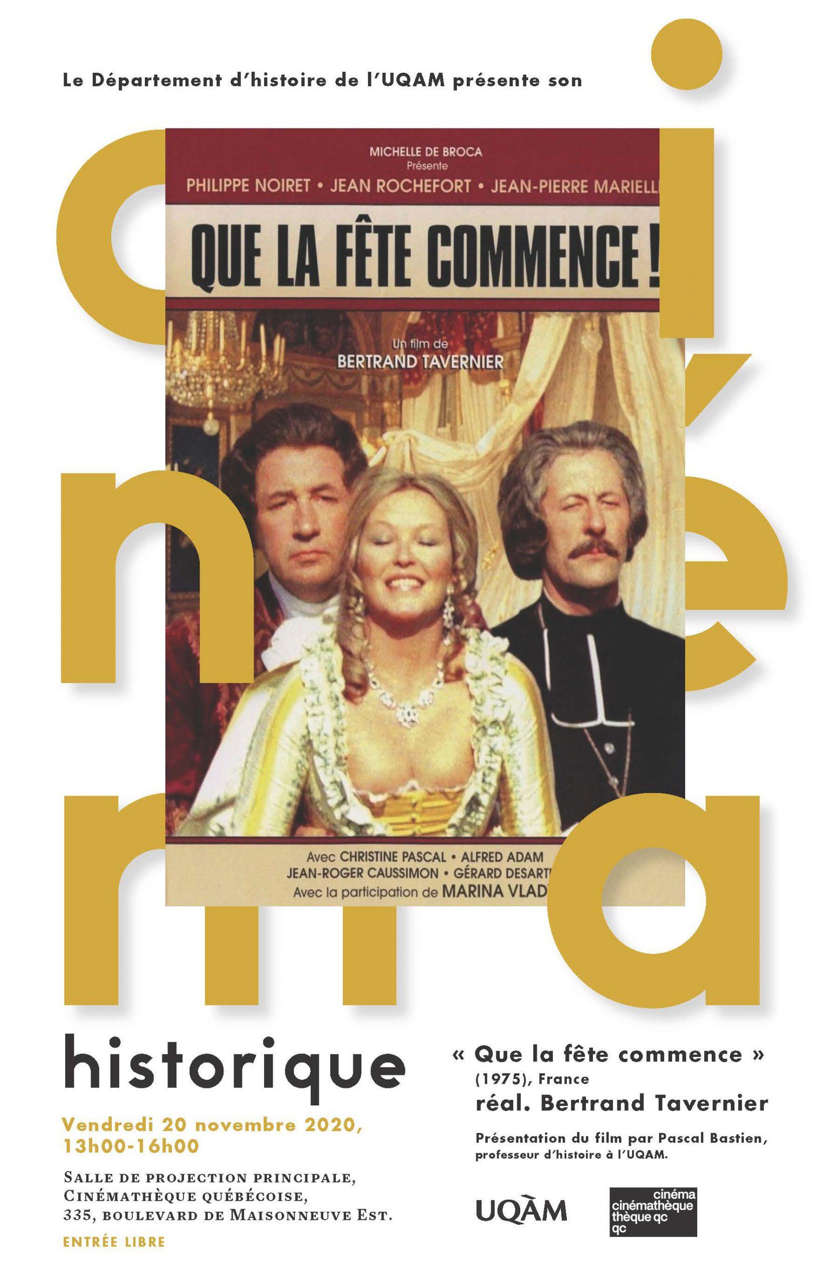 Affiche_Cinema_historique_FeteCommence_01